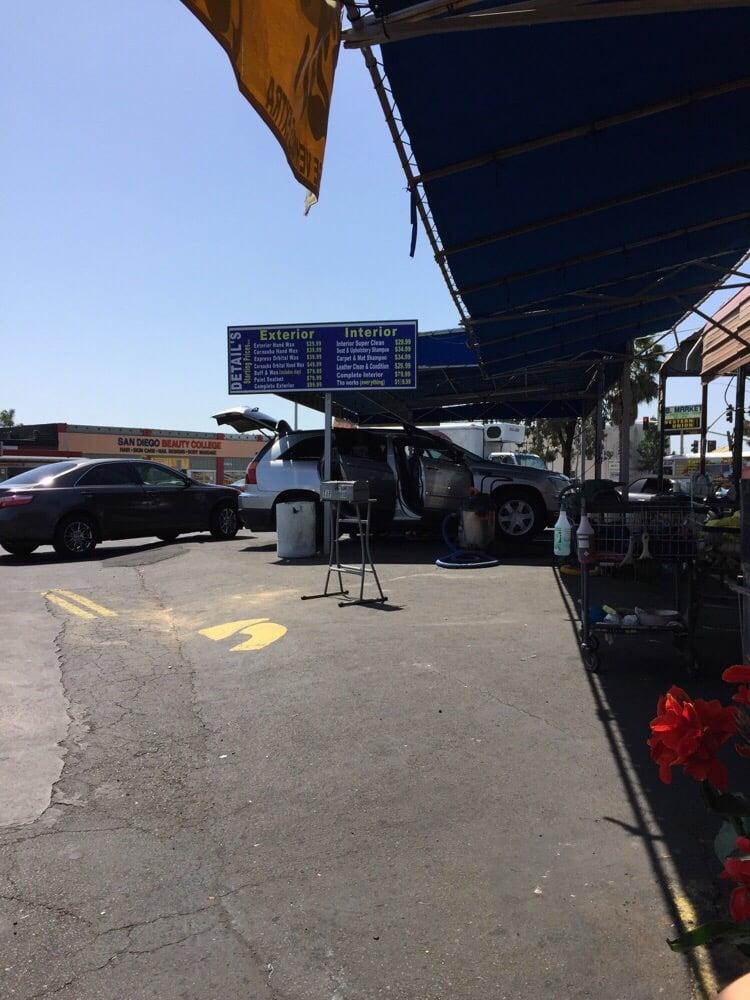 Car Wash El Cajon Ca
