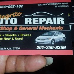 Negrito auto repair 10 photos auto repair 57 michael st south photo of negrito auto repair south hackensack nj united states business card reheart Gallery