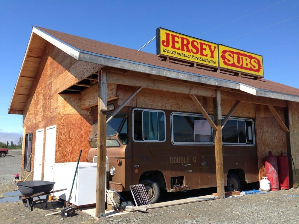 Jersey Subs: Mi 1115 Sterling Hwy, Kasilof, AK