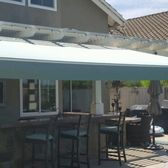 Photo Of Accent Awnings Santa Ana Ca United States Retractable Awning Open