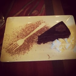 Carroll Street Café - Atlanta, GA, United States. Delicious select cakes changes frequently