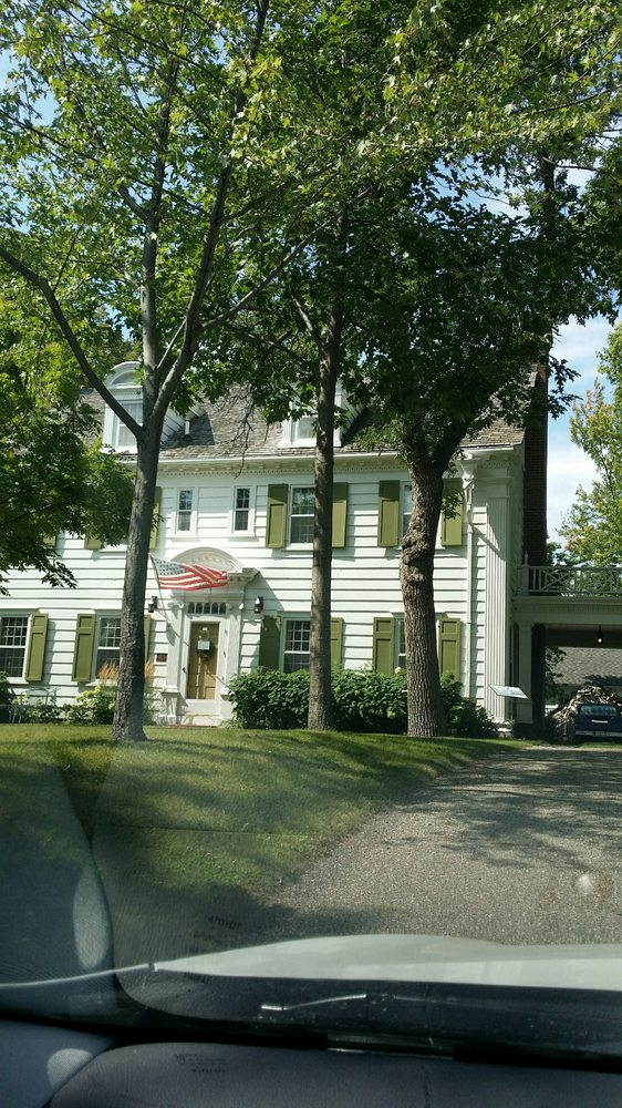 Prospect House and Civil War Museum: 403 N Lake Ave, Battle Lake, MN