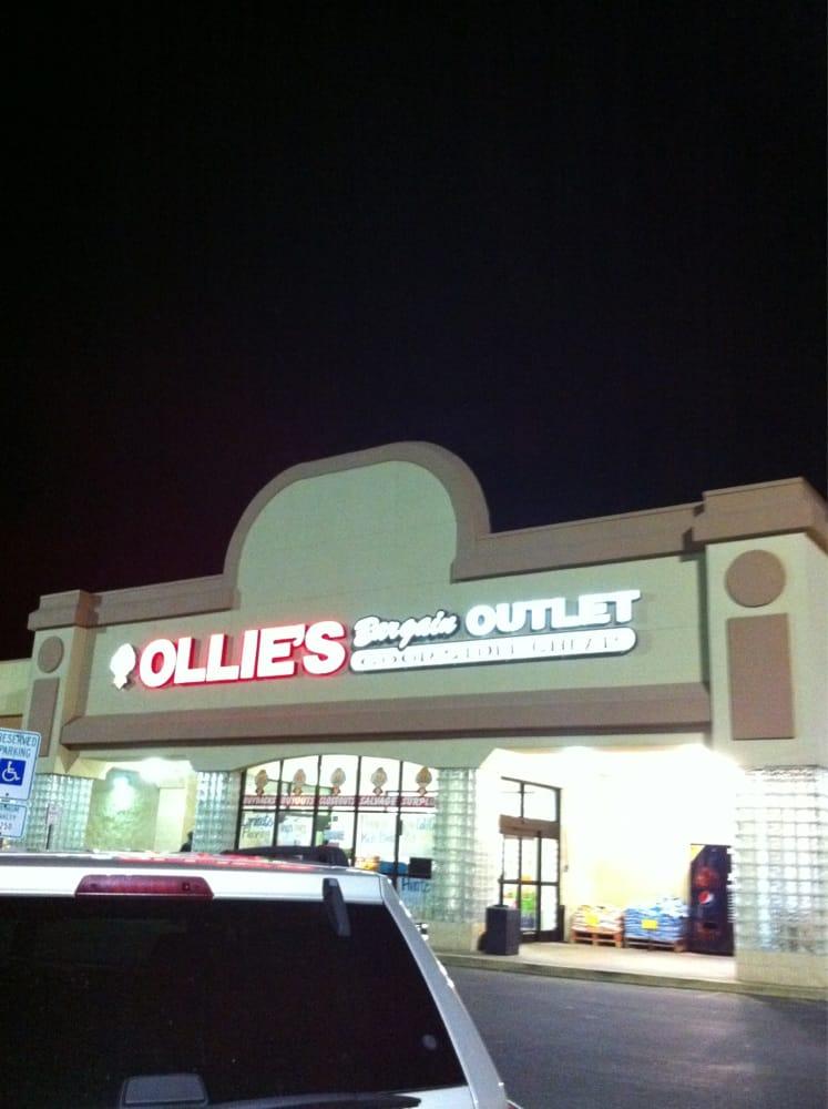 Ollie's Bargain Outlet - Lexington, NC - Yelp