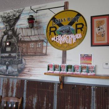Leaky Roof leaky roof meadery - beer bar - 1306 s azalea st, buffalo, mo