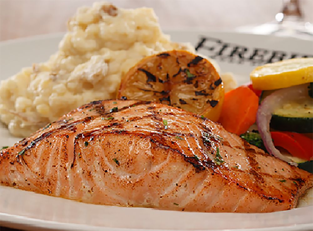 Firebirds Wood Fired Grill: 440 S 68th St, West Des Moines, IA
