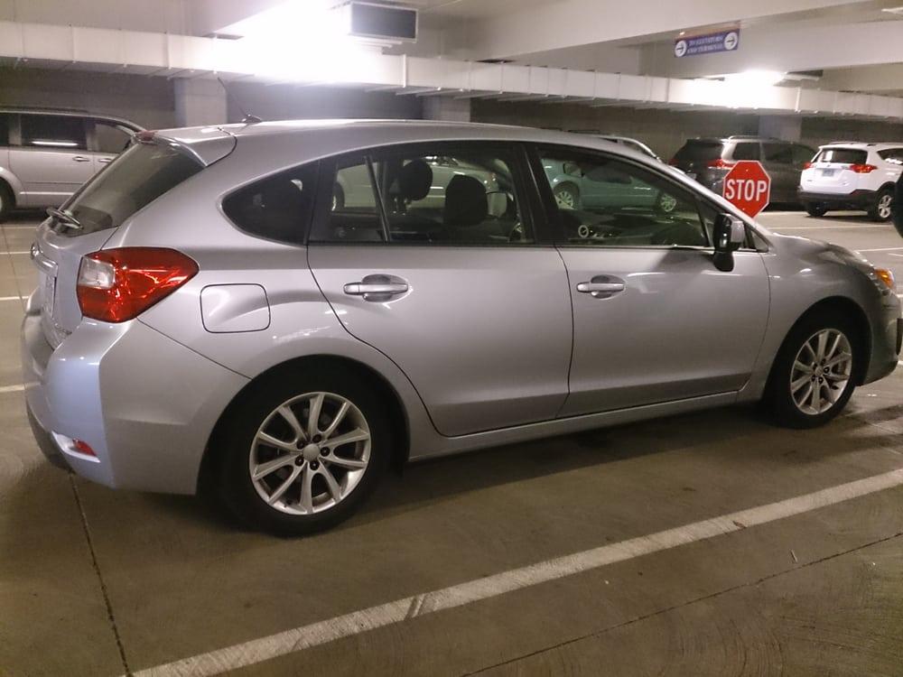 My Rental Car Subaru Impreza Yelp