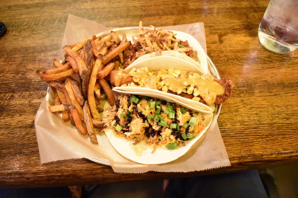 Food from Crafted - The Art of the Taco