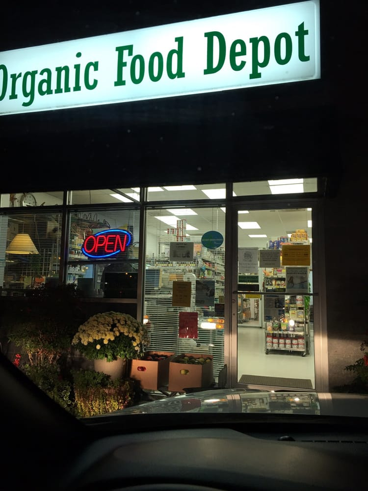 Organic Food Depot Va Beach