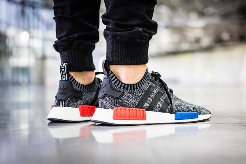 Photo of Adidas Originals - Costa Mesa, CA, United States. adidas nmd r1