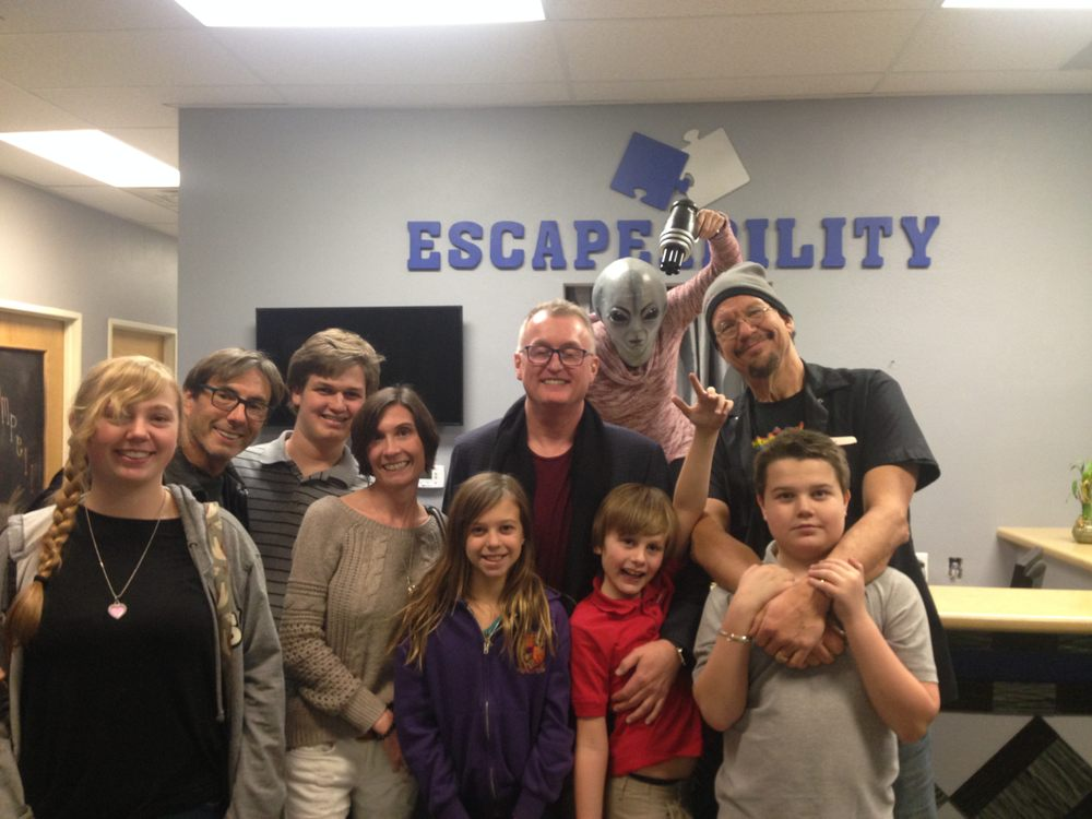 ESCAPEability Escape Rooms
