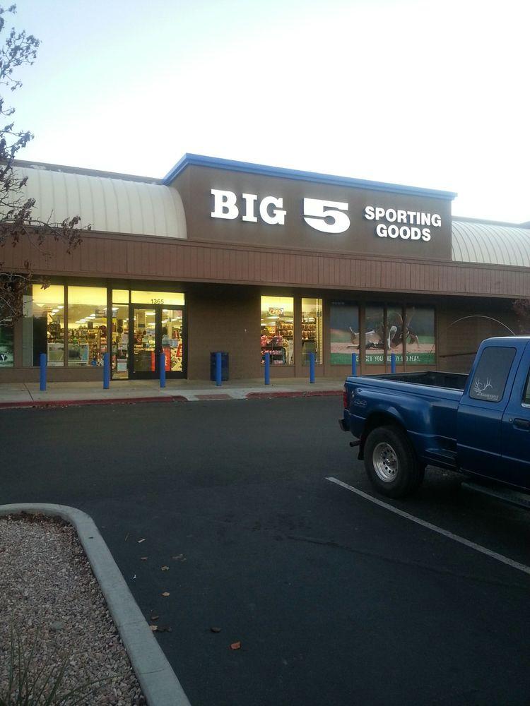 Big 5 Sporting Goods: 1365 Iron Springs Rd, Prescott, AZ