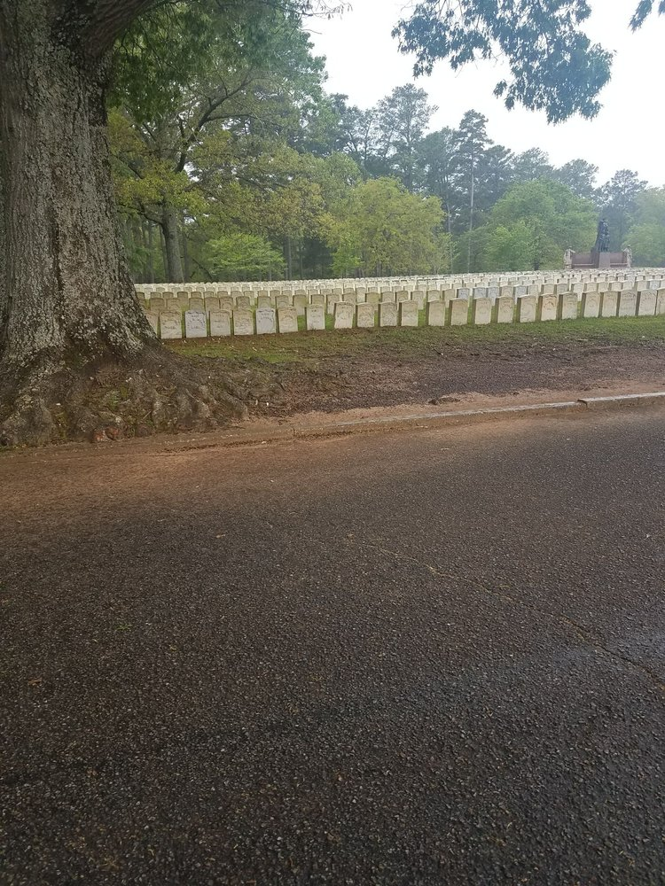 Andersonville National Historic Site: US Hwy 49, Americus, GA