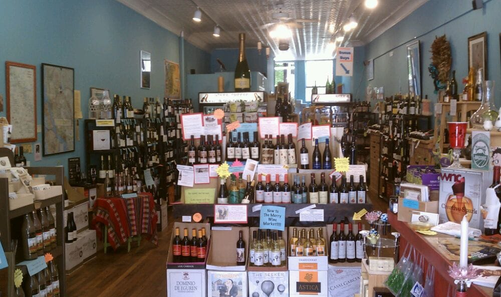 The Merry Wine Market: 108 West State St, Black Mountain, NC