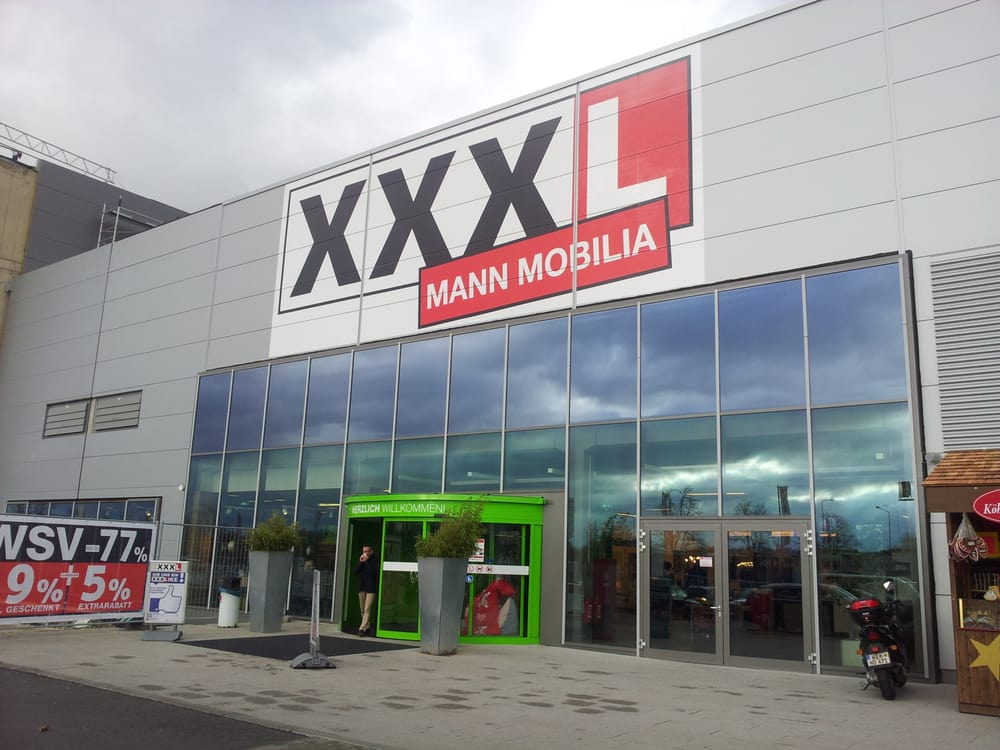 Xxxl mann mobilia furniture stores ppelallee 69 for Mobilia germany