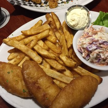 Pete s restaurant brewhouse order food online 284 for Petes fish and chips menu
