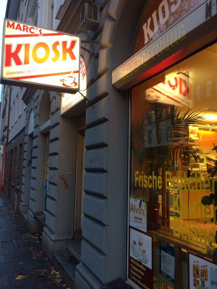 Marc\'s Kiosk - Beverage Stores - Max-Brauer-Allee 90, Altona ...