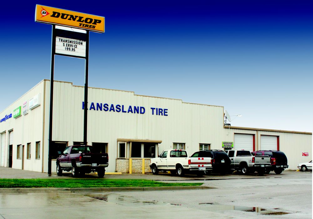 Kansasland Tire and Service: 1721 Lincoln, Concordia, KS
