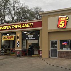 Oil Change Near Me >> Take 5 Oil Change Oil Change Stations 1565 11th St Huntsville