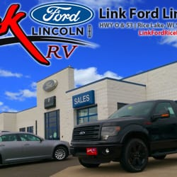 Link Ford Rice Lake >> Link Rv Center Rv Dealers 2700 Decker Dr Rice Lake Wi Phone