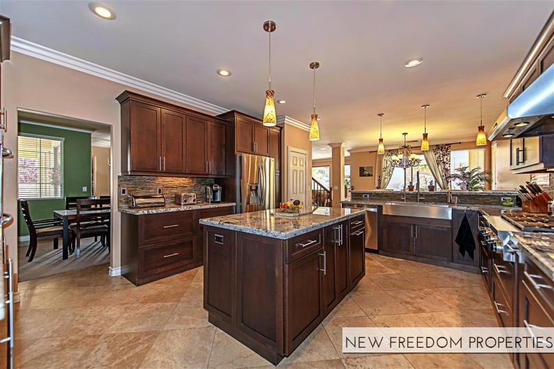 New Freedom Properties