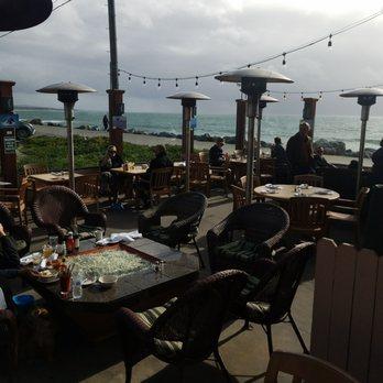 Photo Of Miramar Beach Restaurant Half Moon Bay Ca United States Outdoor
