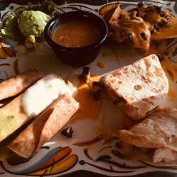 Photo Of Cristinau0027s Fine Mexican Restaurant   Frisco, TX, United States.  Fiesta Platter