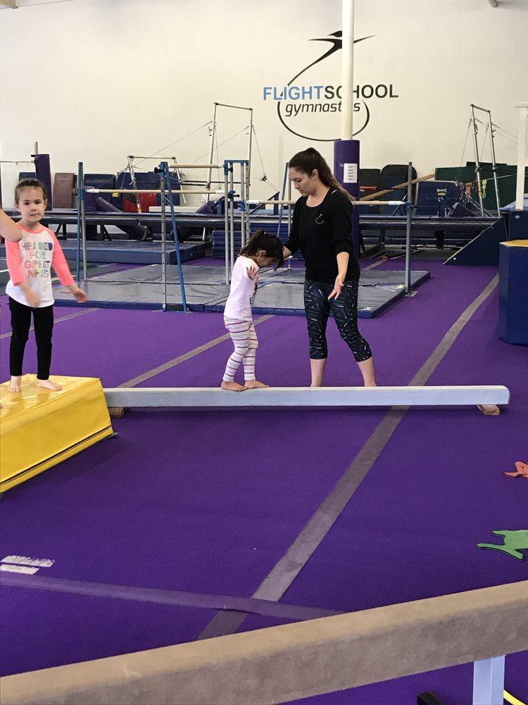 Flight School Gymnastics: 503 Van Ness Ave, Torrance, CA