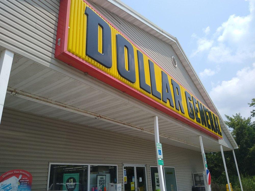 Dollar General: 14144 Turner Ln, Cairo, IL