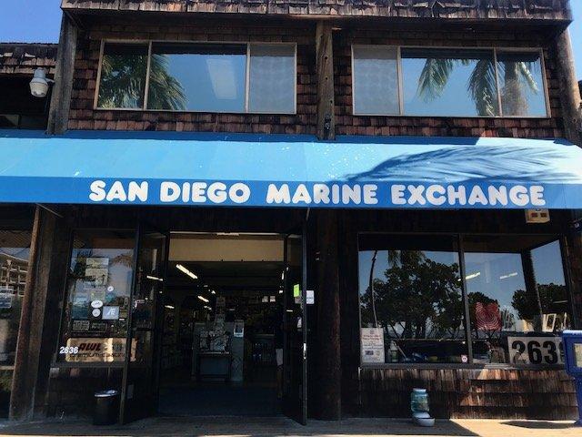 Exchange - Marine Corps Community Services, MCRD San Diego