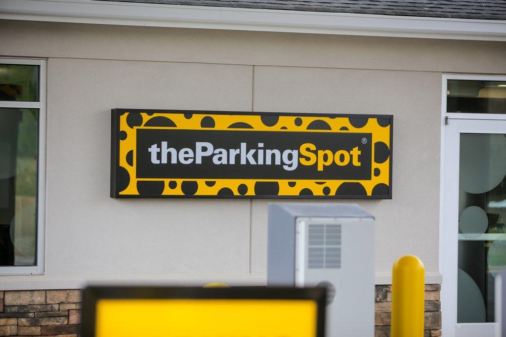 The Parking Spot: 6210 Wilkinson Blvd, Charlotte, NC