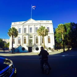 North Charleston City Hall - Police Departments - 2500 City