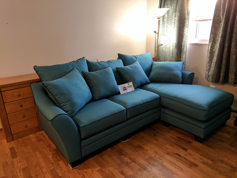 Behars furniture 22 reviews furniture shops 2105 for Sectional couches everett wa