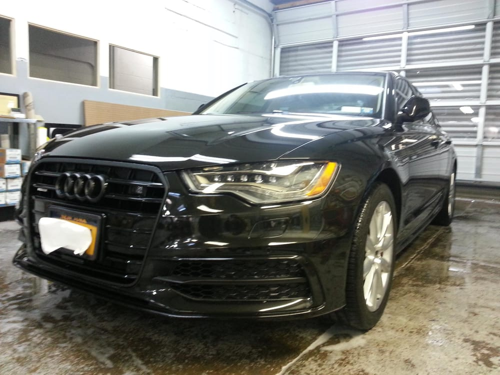 2012 audi a6 supercharged chrome delete and caliper paint yelp. Black Bedroom Furniture Sets. Home Design Ideas