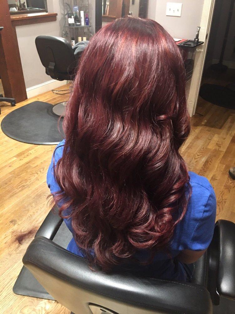 Cest La Vie Salon 16 Photos Hair Salons 2123 Durston Rd