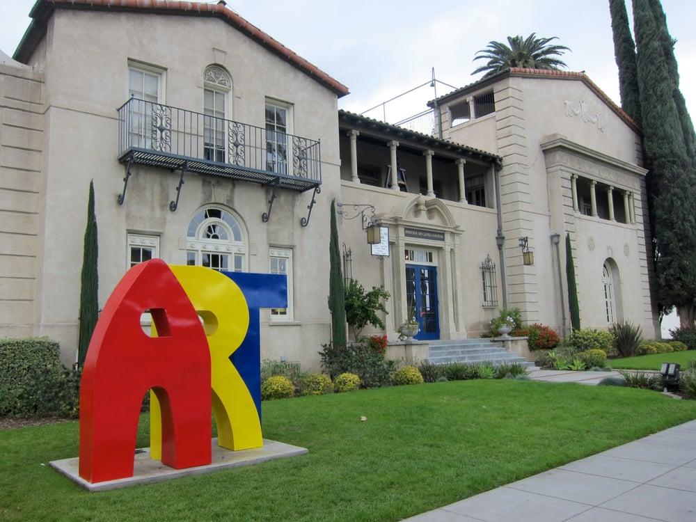 Riverside Art Museum: 3425 Mission Inn Ave, Riverside, CA
