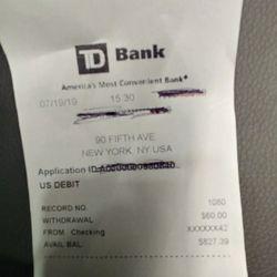 TD Bank - Banks & Credit Unions - 80 University Pl