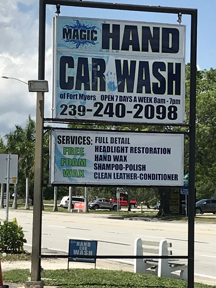 Fort Myers Car Wash Gift Cards Florida Giftly