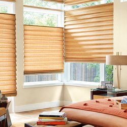 window brown blinds bright and modern honeycomb special furniture coverings with room blind cellular custom winnipeg shades shiners living