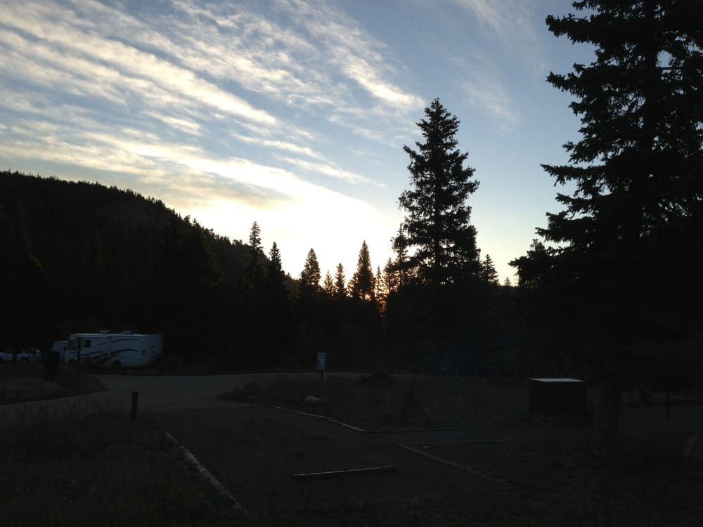 Peaceful Valley Campground: Middle Saint Vrain Rd, Lyons, CO