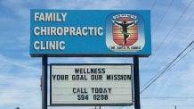 Family Chiropractic Clinic: 11570 Pellicano Dr, El Paso, TX