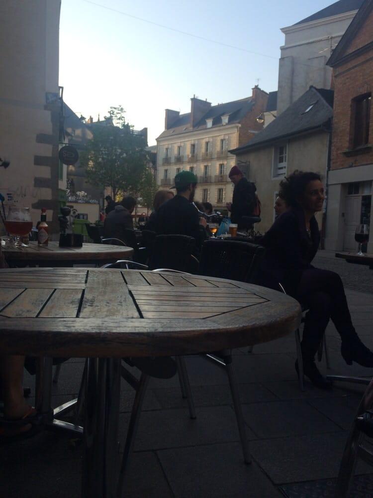 Le bateau ivre frans rue visitation rennes frankrijk for Restaurant o 23 rennes