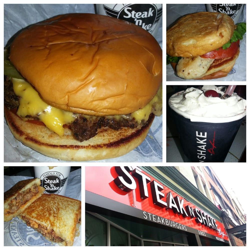 Photos For Steak 'n Shake