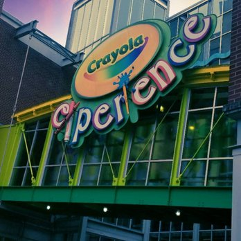 crayola experience 384 photos 306 reviews amusement parks 30