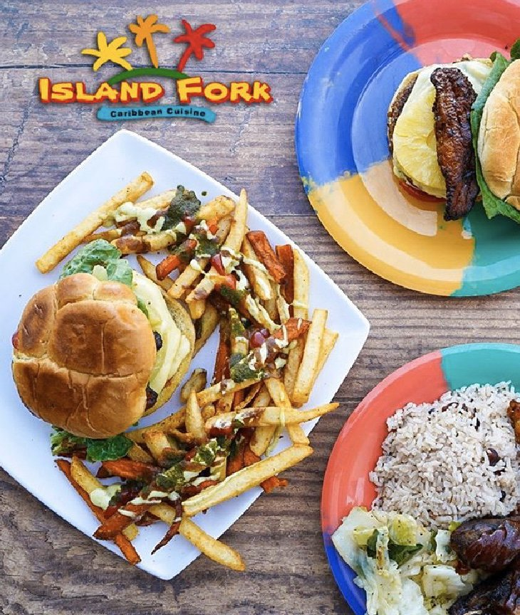 Food from Island Fork