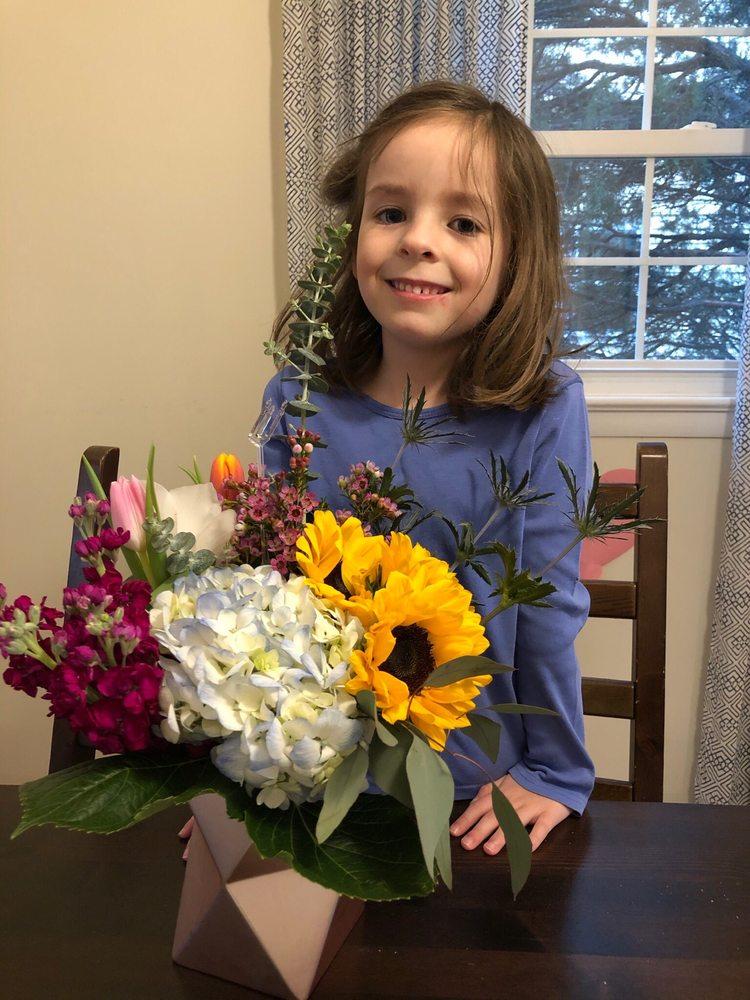 Petals To The Metal Florist: 10580 Metropolitan Ave, Kensington, MD