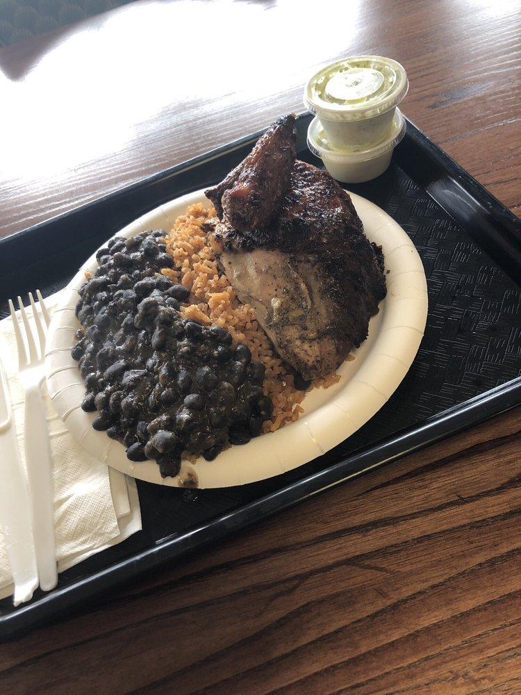 Pollo Delicioso: 155 Central Square Dr, Prince Frederick, MD