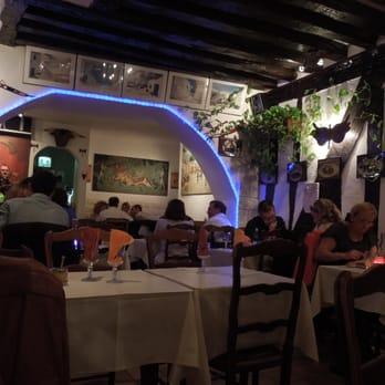 Restaurant Grec Rue Mouffetard