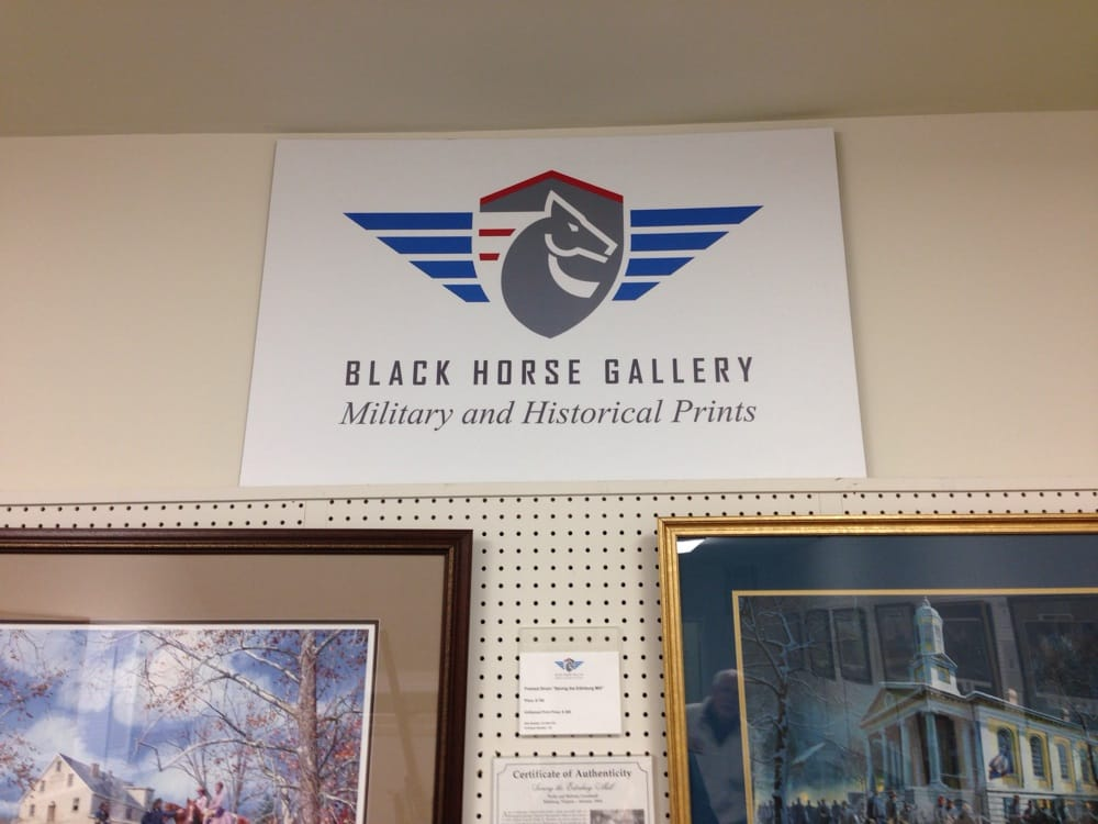 Black Horse Gallery: 36A Main St, Warrenton, VA