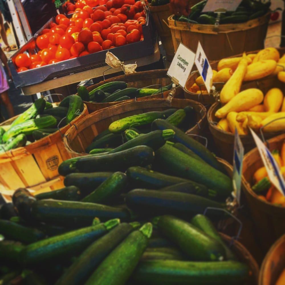 Union Square Farmers Market