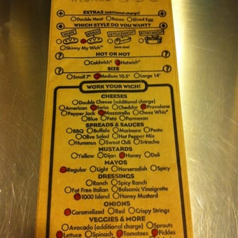 which wich superior sandwiches 44 photos 87 reviews sandwiches